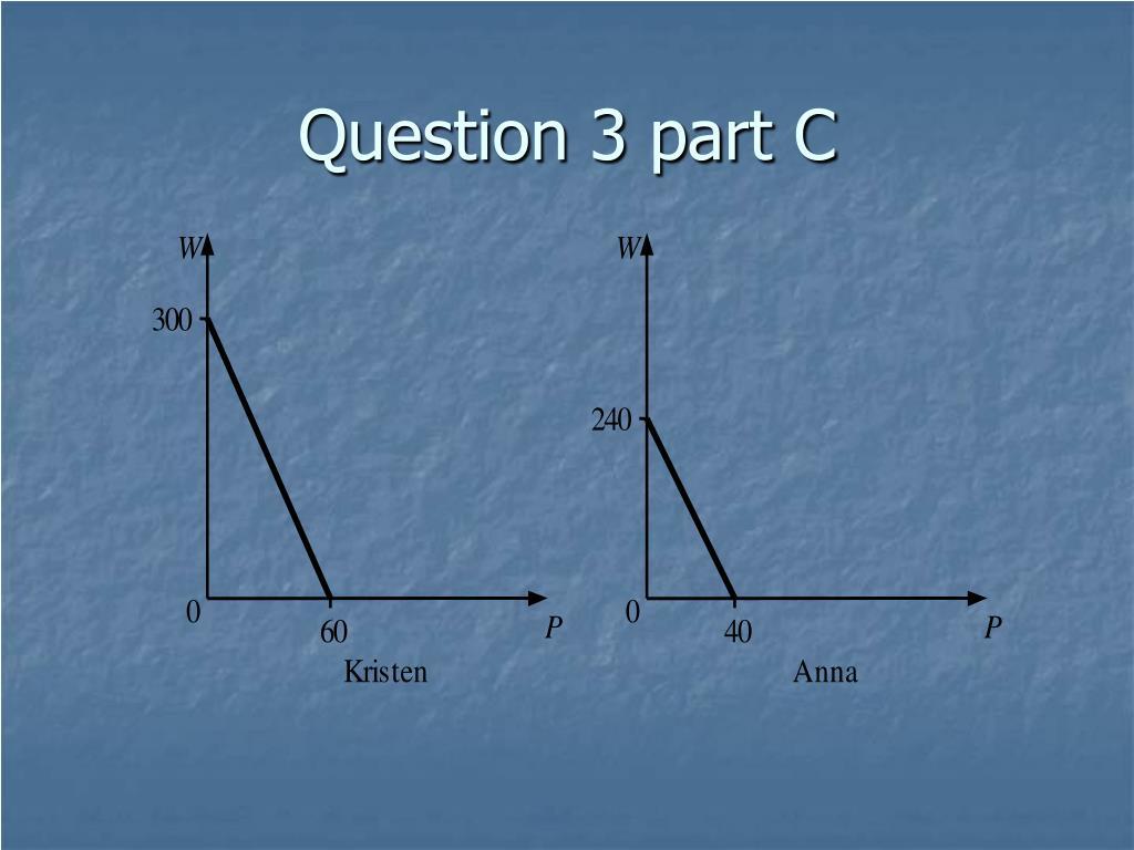 Question 3 part C