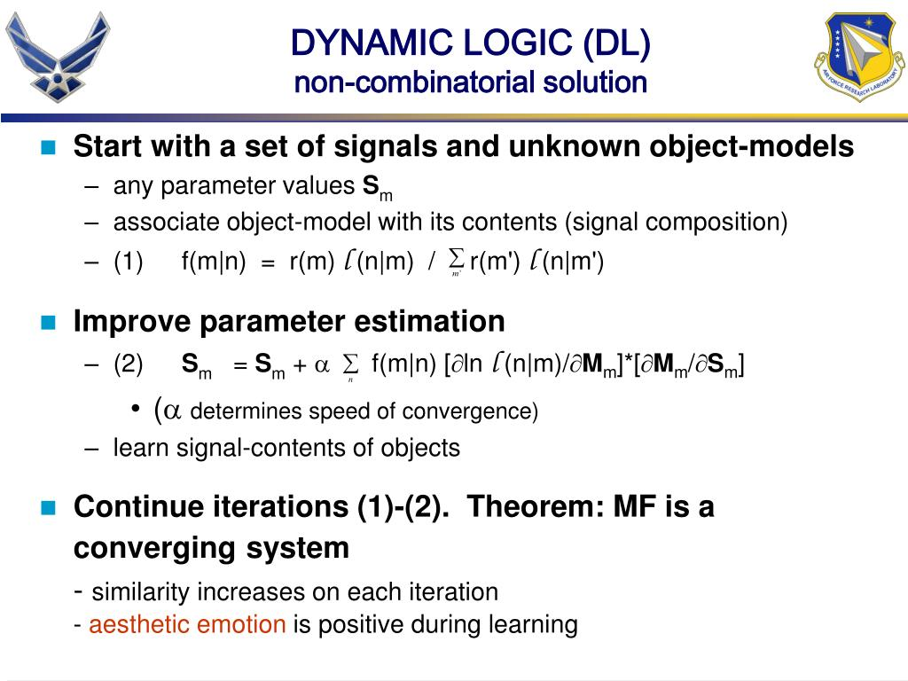 DYNAMIC LOGIC (DL)
