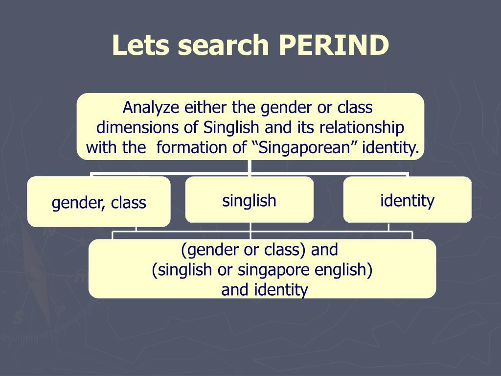 gender, class