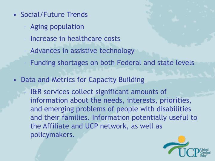 Social/Future Trends