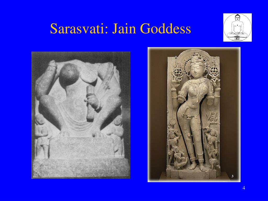 Sarasvati: Jain Goddess