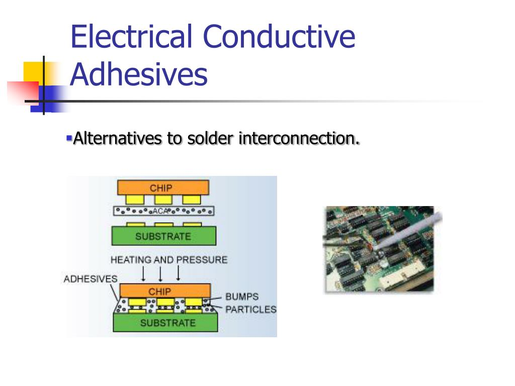 Electrical Conductive Adhesives