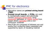 pmc for electronics