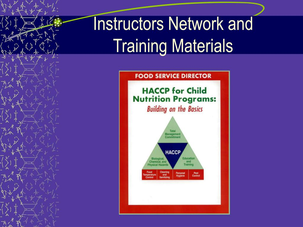 Instructors Network and