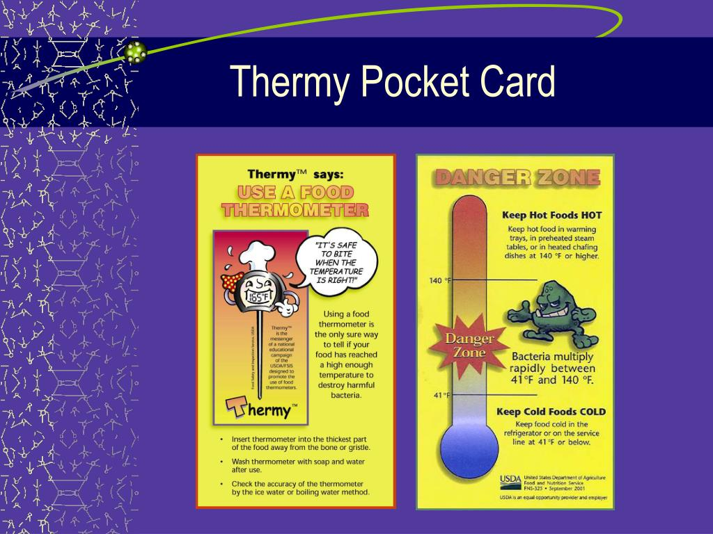 Thermy Pocket Card