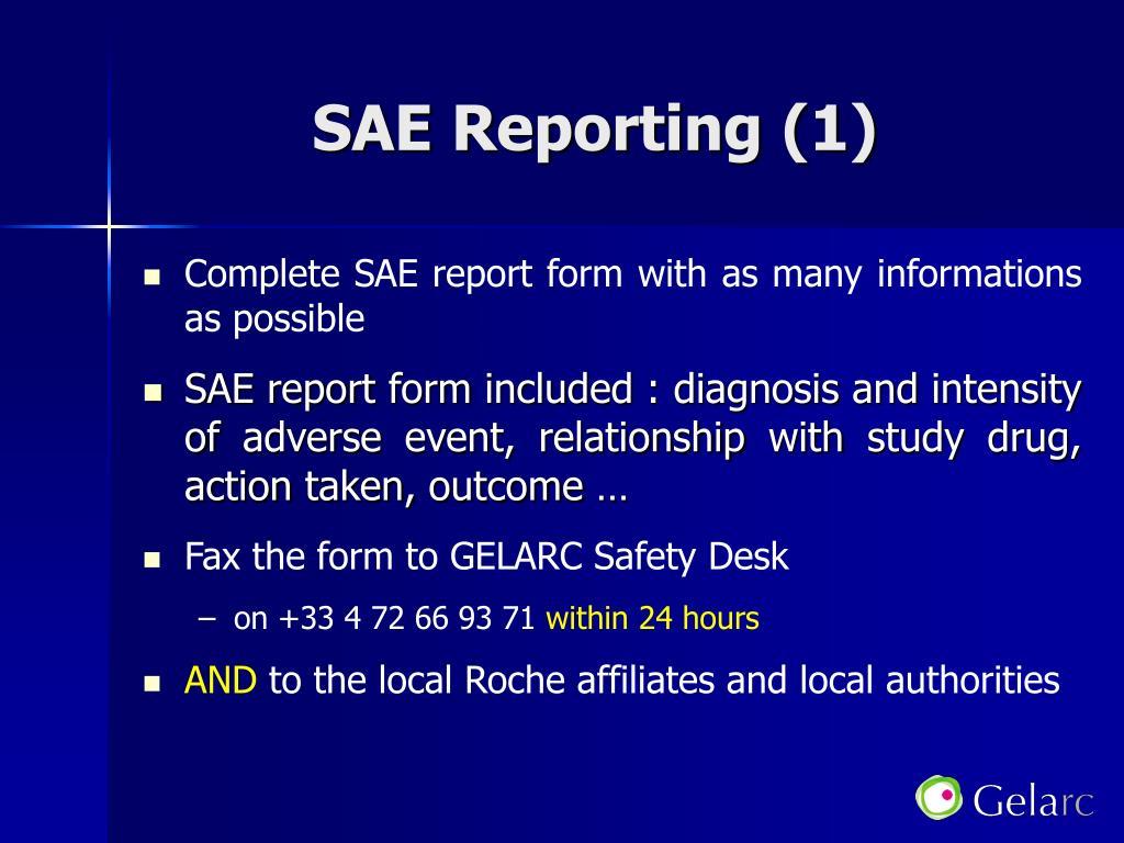 SAE Reporting (1)
