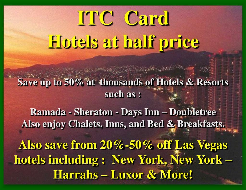 ITC  Card