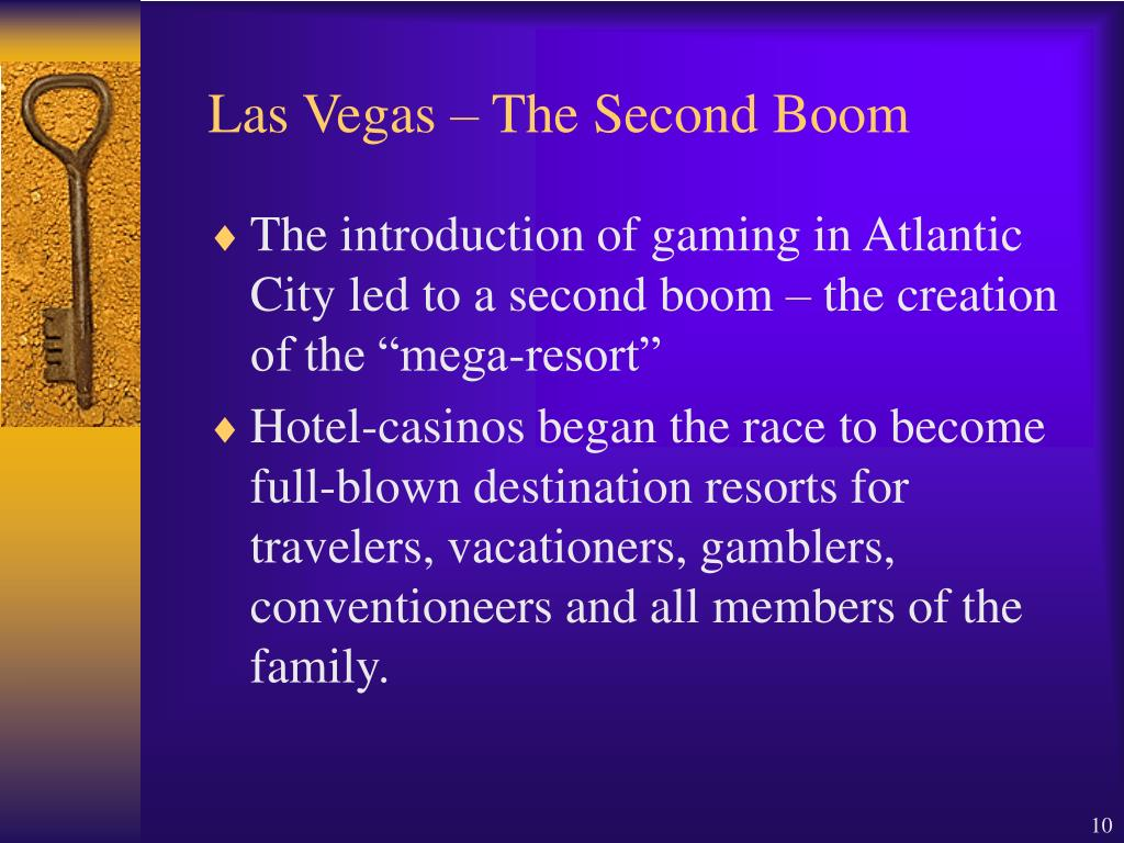 Las Vegas – The Second Boom