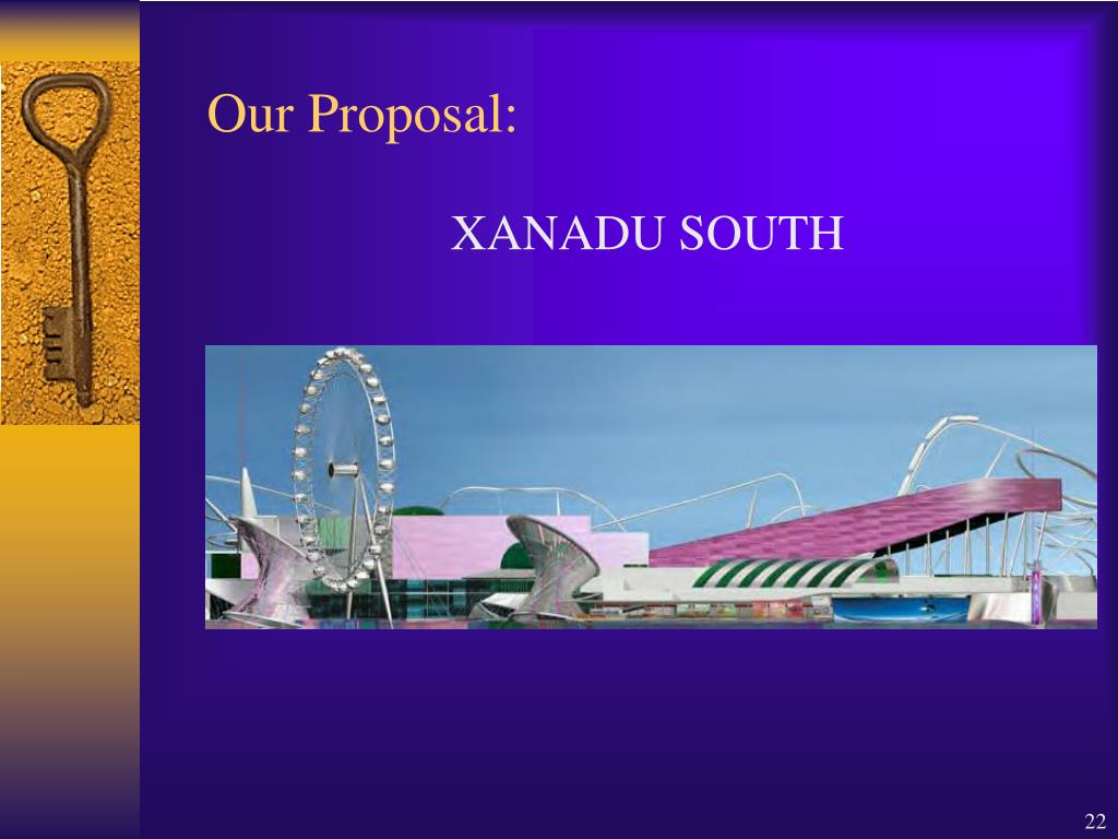 Our Proposal: