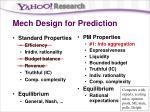 mech design for prediction142
