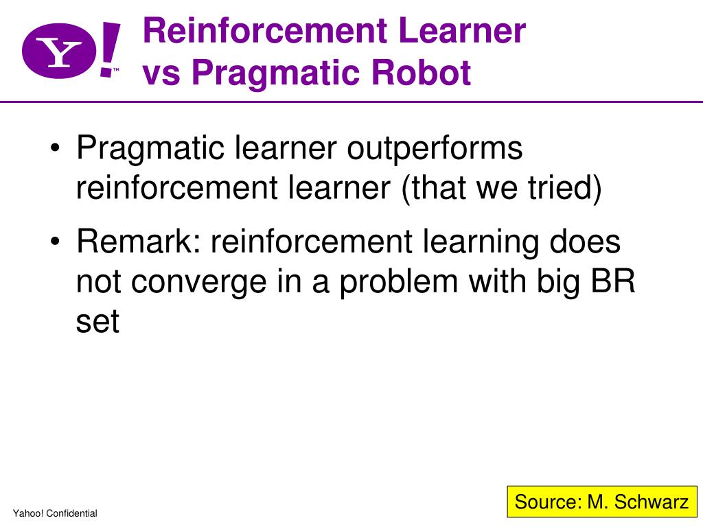 Reinforcement Learner