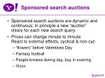 sponsored search auctions17