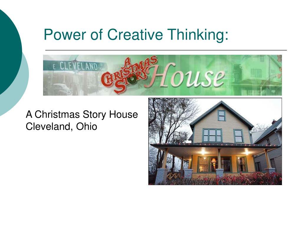 A Christmas Story House