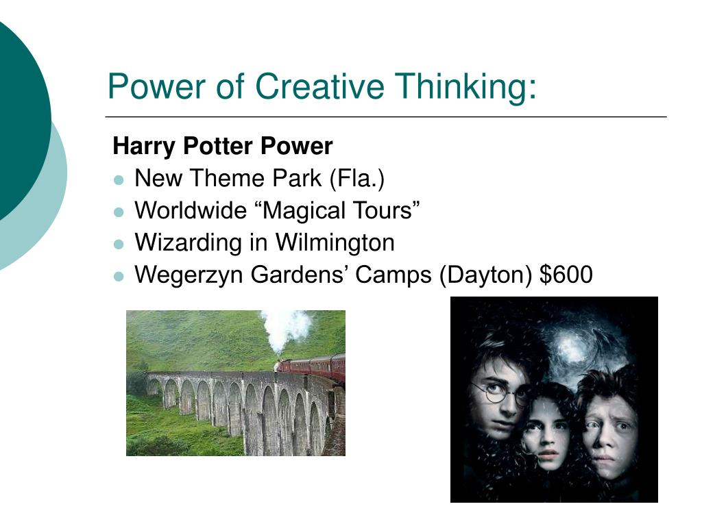 Power of Creative Thinking: