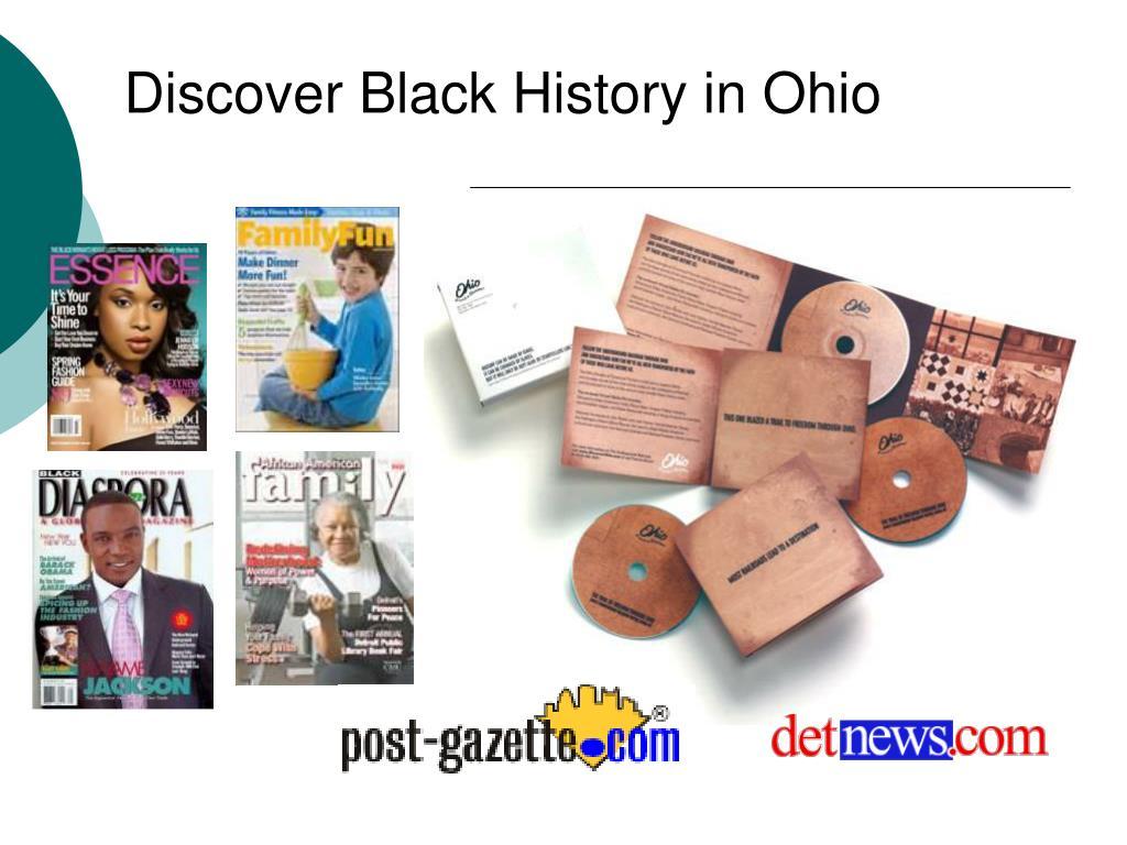 Discover Black History in Ohio