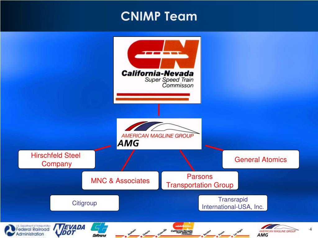 CNIMP Team