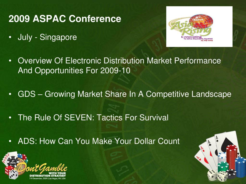 2009 ASPAC Conference