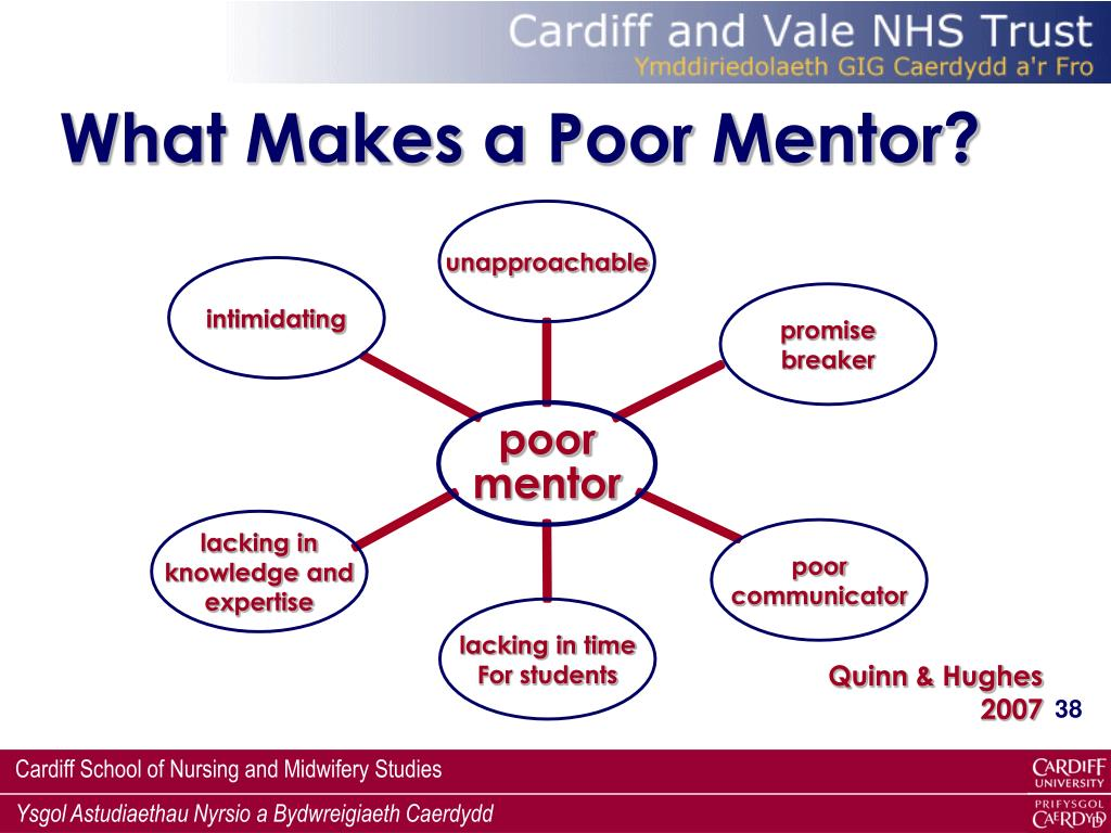 What Makes a Poor Mentor?