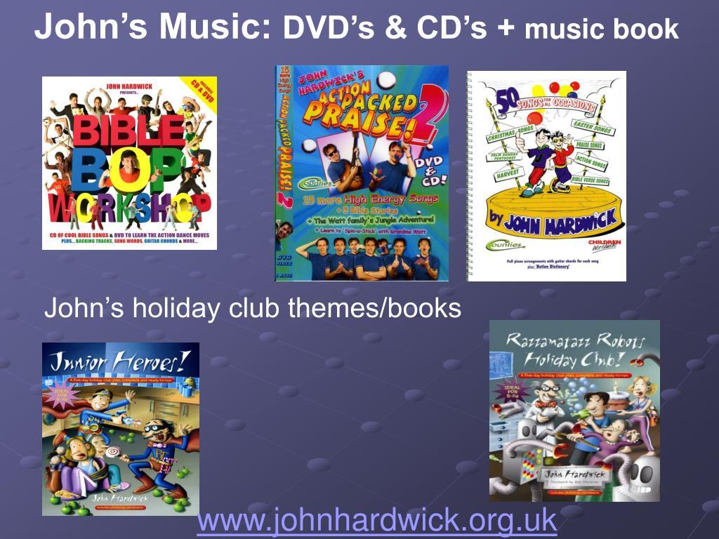 John's Music: