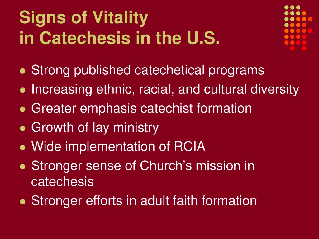 Signs of Vitality