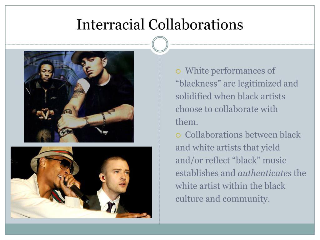 Interracial Collaborations