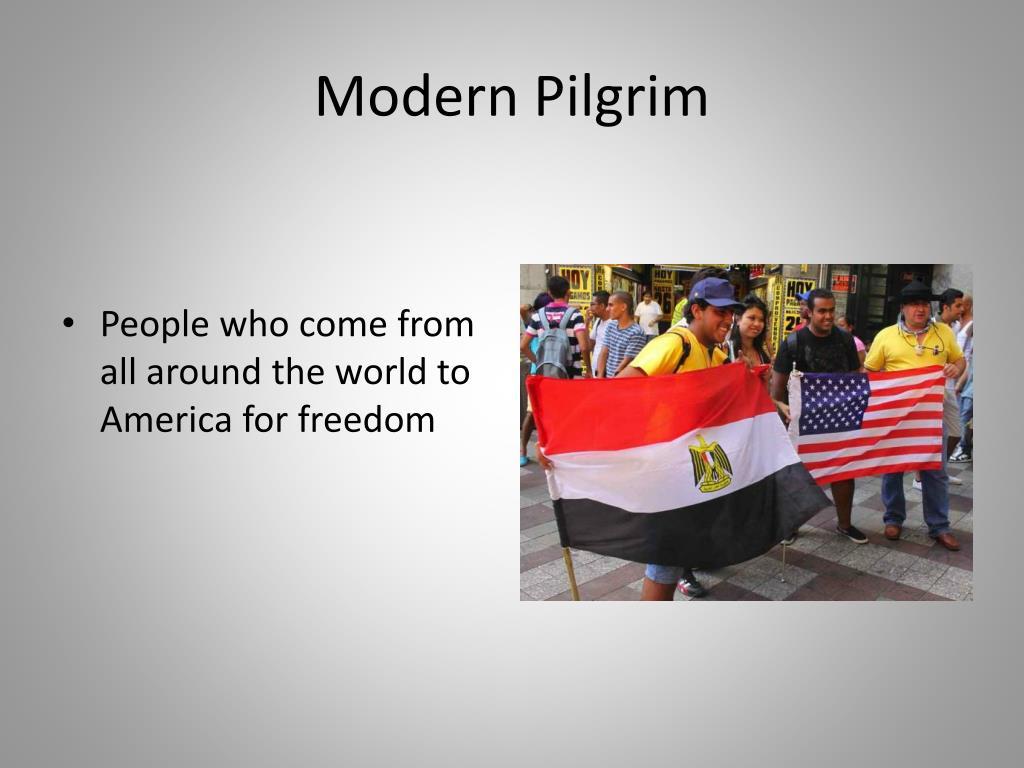 Modern Pilgrim