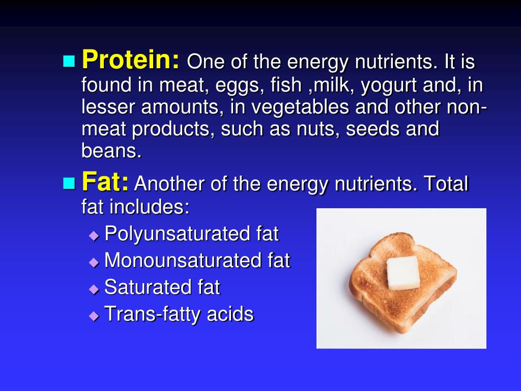 Protein: