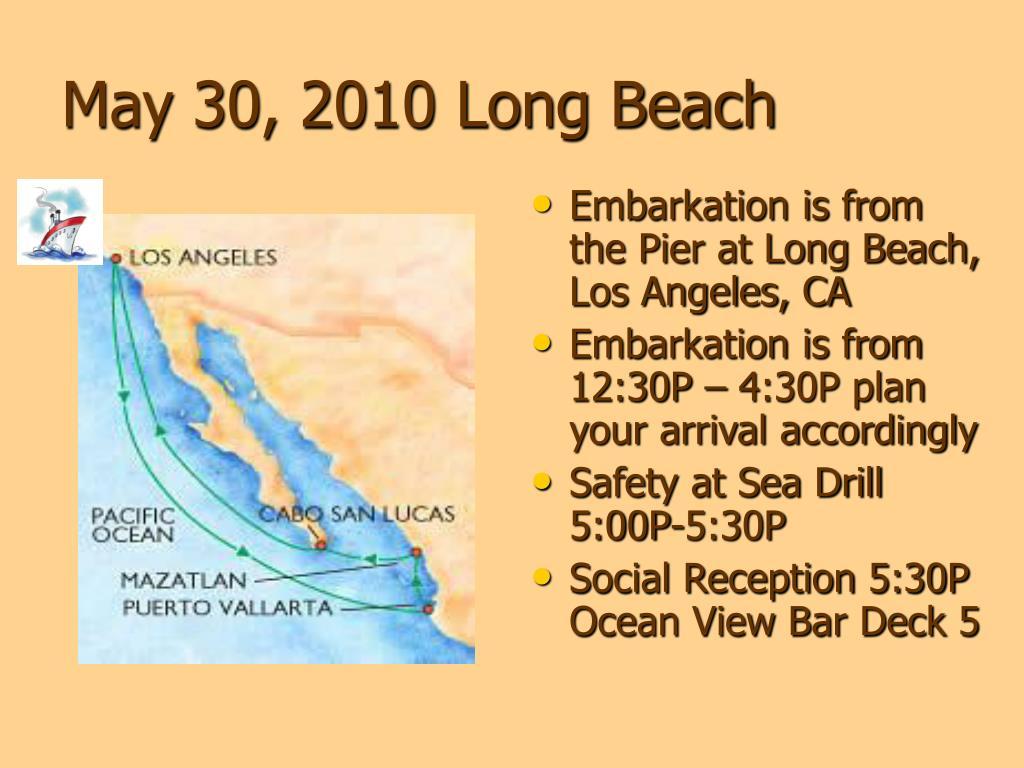 May 30, 2010 Long Beach