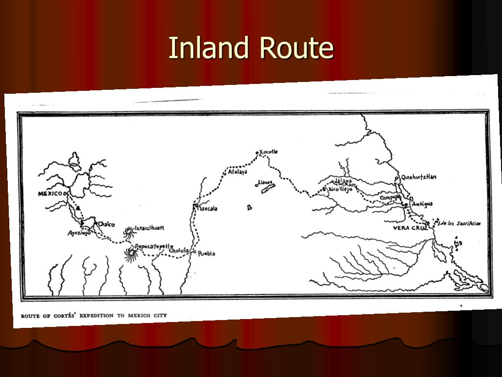 Inland Route