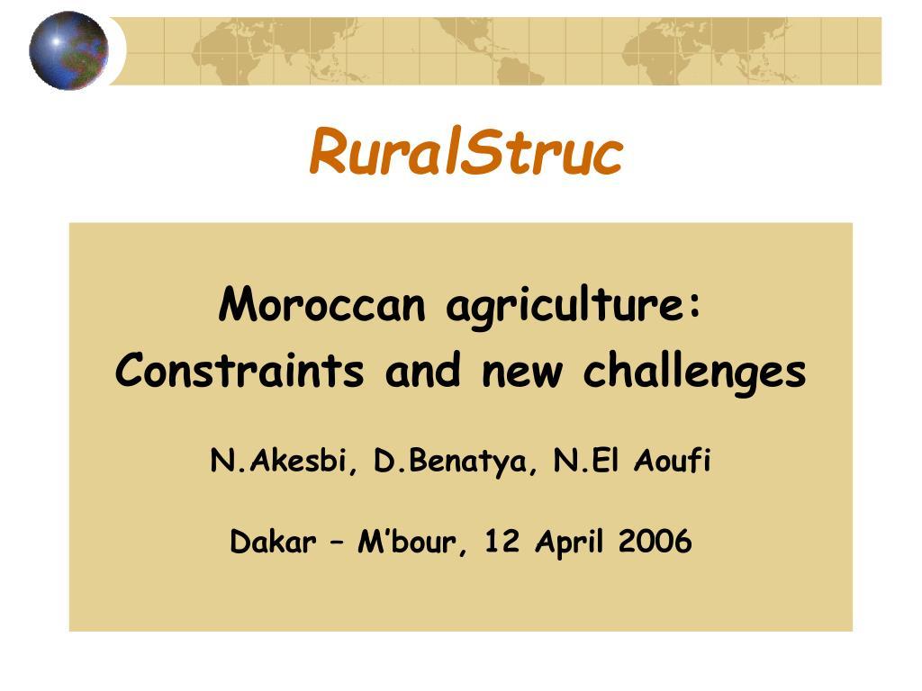 RuralStruc
