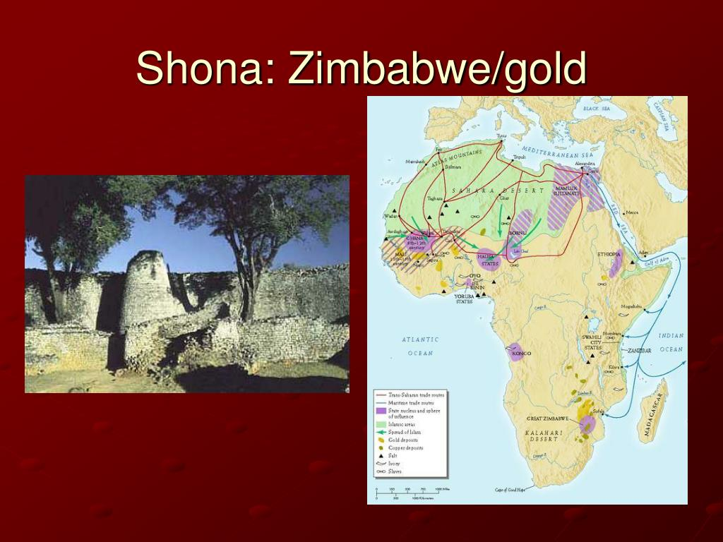 Shona: Zimbabwe/gold