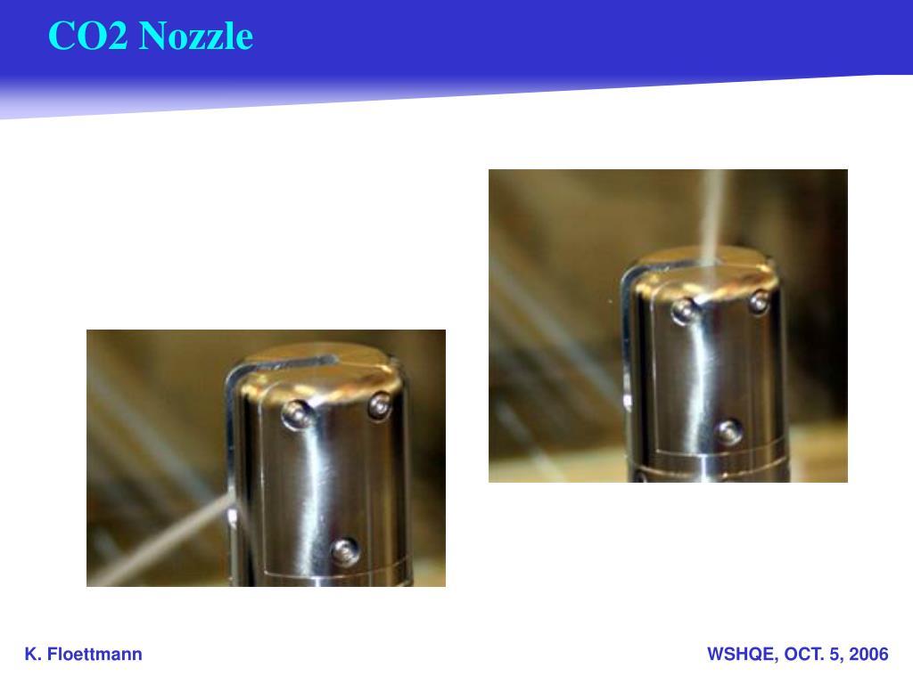CO2 Nozzle