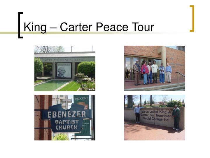 King – Carter Peace Tour