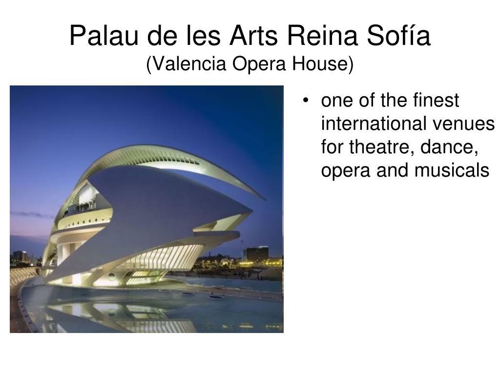 Palau de les Arts Reina Sofía