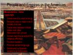 people and empires in the americas22