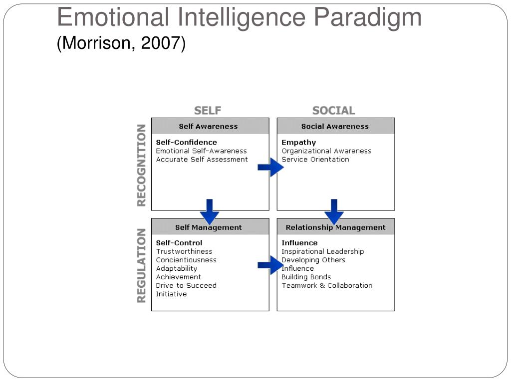 Emotional Intelligence Paradigm
