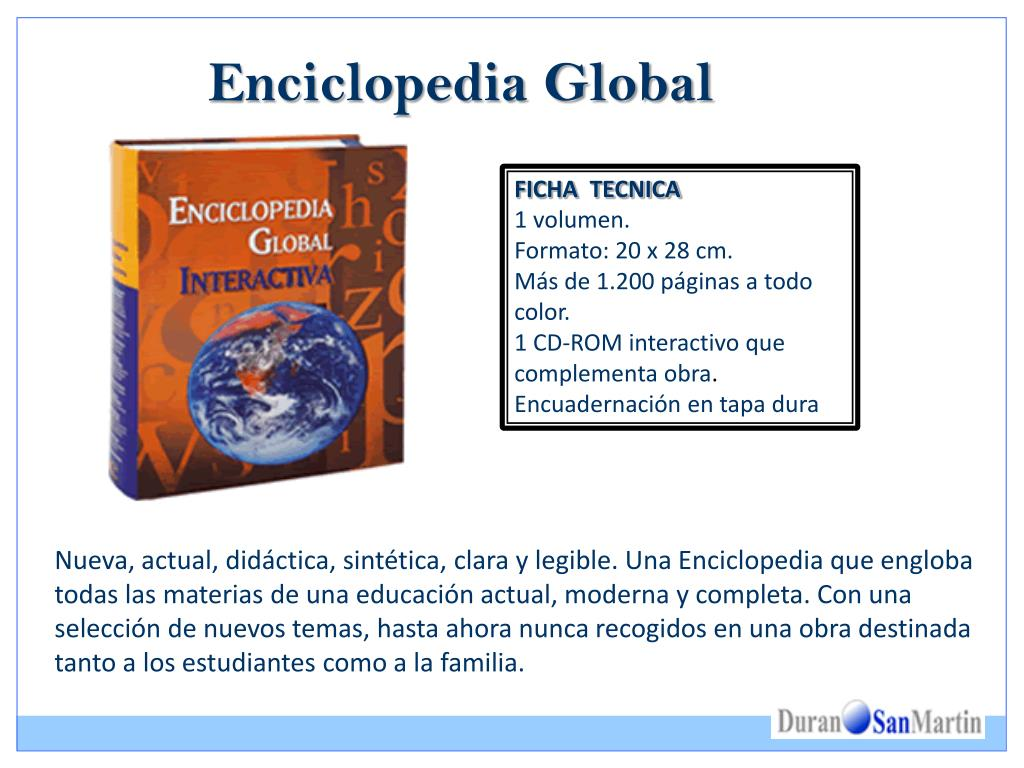 Enciclopedia Global