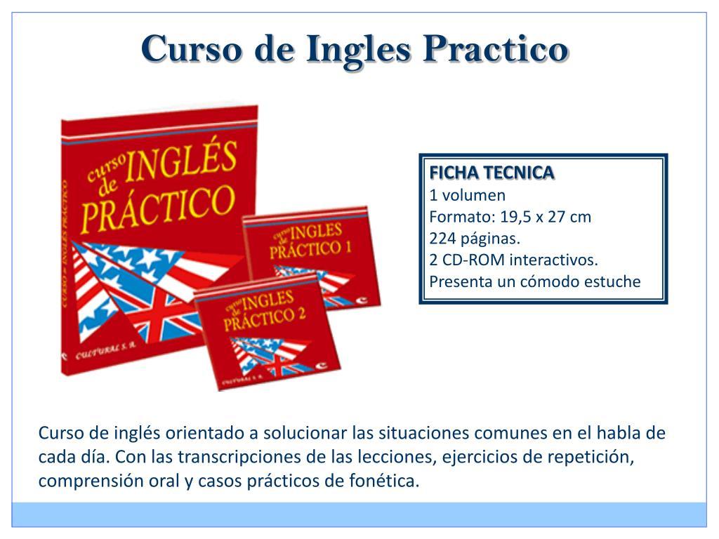 Curso de Ingles Practico