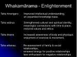 whakam rama enlightenment24