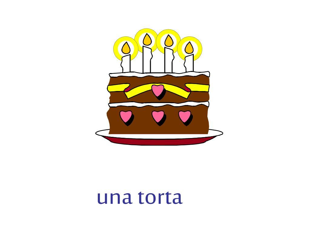 una torta