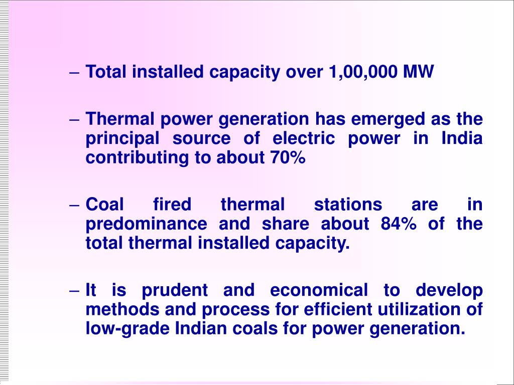 Total installed capacity over 1,00,000 MW