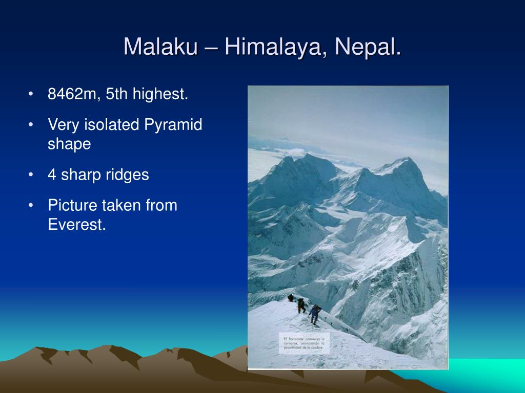 8462m, 5th highest.