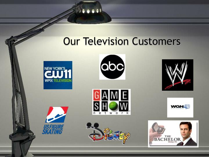 Our Television Customers