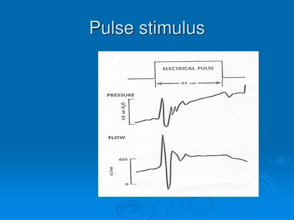 Pulse stimulus