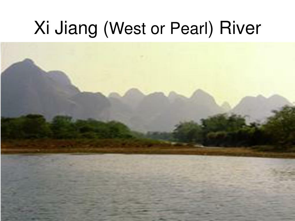 Xi Jiang (
