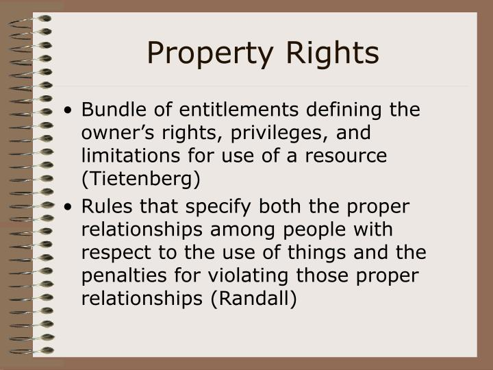 Property rights2