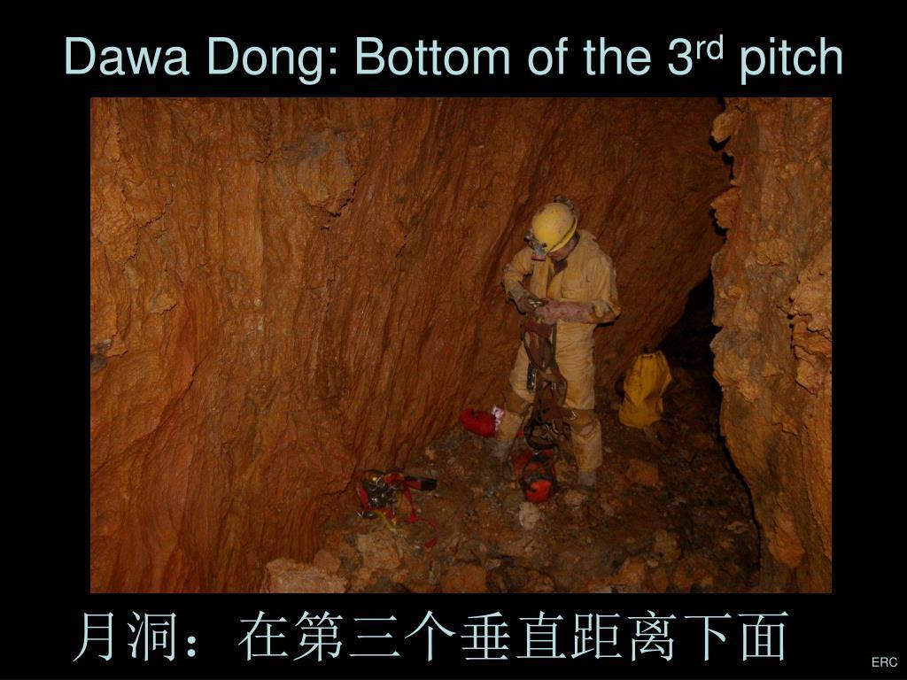 Dawa Dong: B