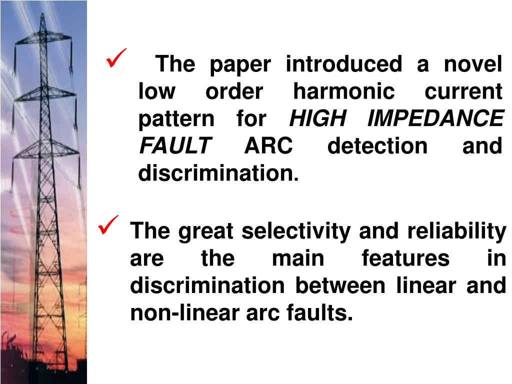 The paper introduced a novel low order harmonic current  pattern for