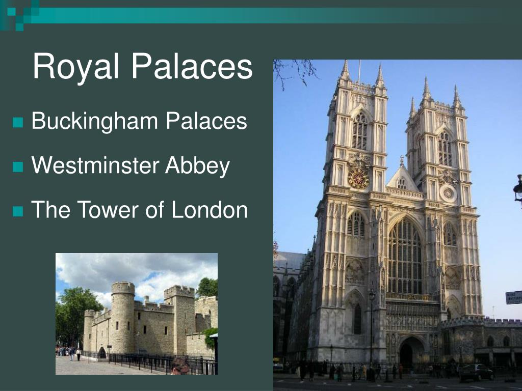 Royal Palaces