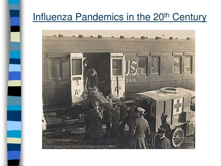 Influenza Pandemics in the 20